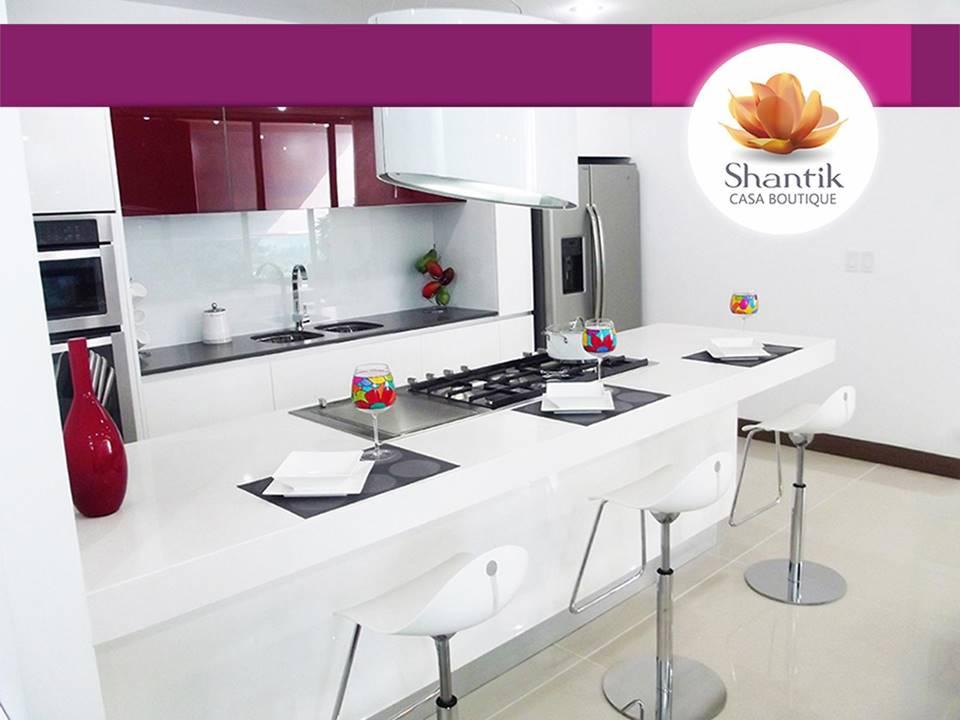 Pedini el placer de la cocina en shantik casa boutique - La cocina en casa ...