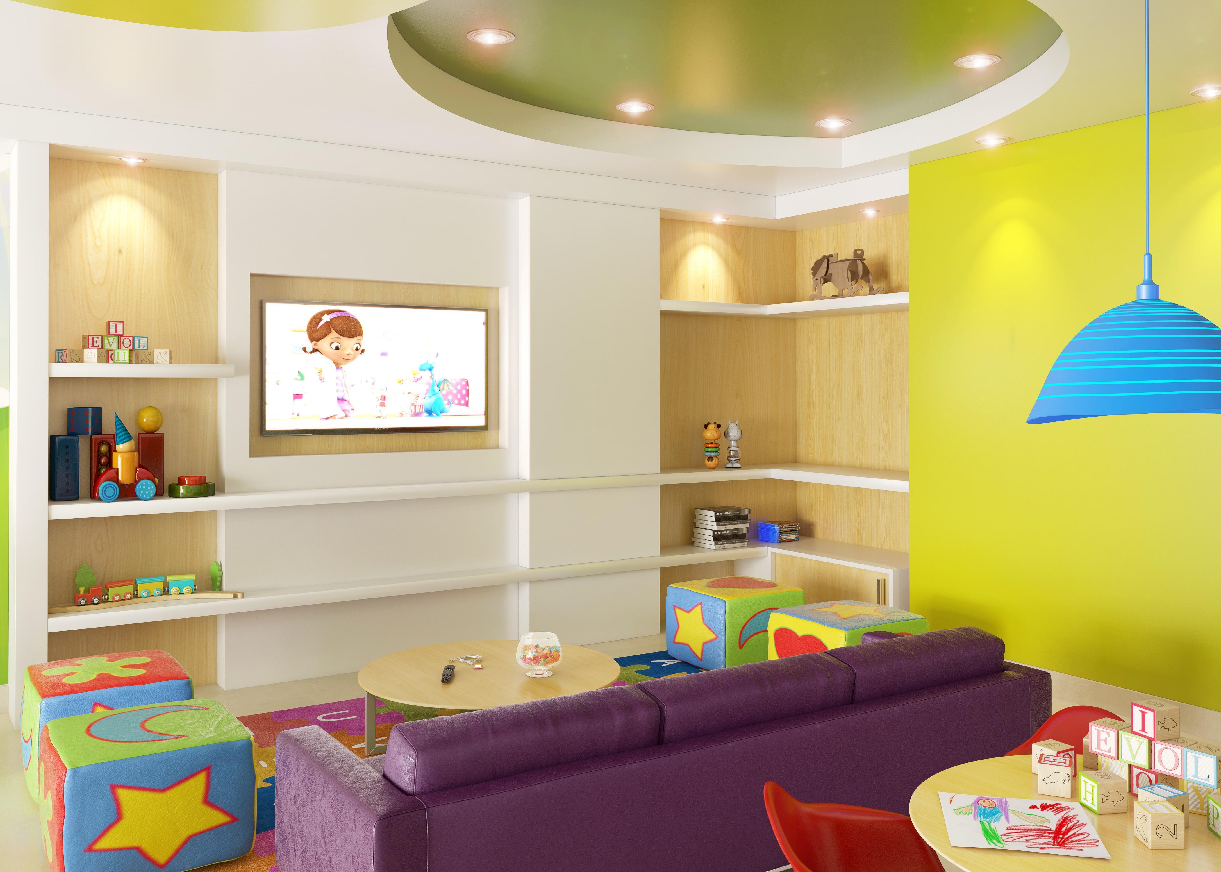 C Mo Escoger El Color Perfecto Para Pintar Tu Hogar F Nix  ~ Pintura Para Habitaciones Infantiles